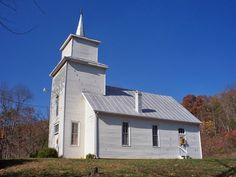 Bethel Methodist/Flints Chapel Baptist Church, Creamery, WV