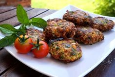 Greek Cooking, Meatloaf, Tandoori Chicken, Food And Drink, Vegan, Ethnic Recipes, Traditional, Life, Recipes