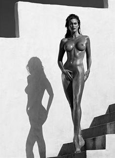 http://www.thelittleblackgallery.com/shows/marco-glaviano-supermodels/