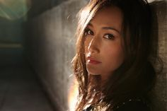 Maggie Q from Nikita