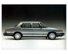 1990 Saab 900 Turbo 4-Door Sedan