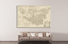 Old World Map №1485