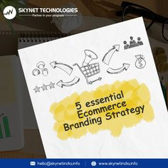 5 Essential Ecommerce Branding Strategy for Your ecommerce Business! #Ecommerce #EcommerceSolution #EcommerceBranding #EcommerceMarketing #EcommerceBusiness #EcommerceMarketingStrategy #Europe #USA #UK #Australia Branding Agency, Business Branding, Application Development, Web Application, Ecommerce Web Design, Website Maintenance, Power Of Social Media, E Commerce Business, Ecommerce Solutions