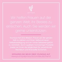 www.youniqueproducts.com/chammy/deutschland  #Younique #Germany