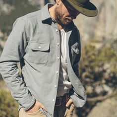 Taylor Stitch Yosemite Shirt