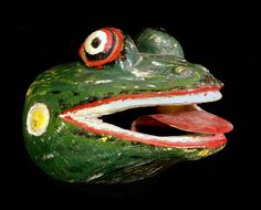 Topeng Frog Mask | Flickr - Photo Sharing!