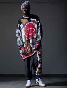 C.Newing: Bold, British Knitwear