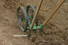 Hand Push Garden Cultivators