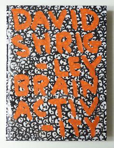 Brain Activity | David Shrigley