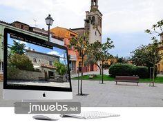 Ofrecemos nuestro servicio de diseño de páginas web en Riudellots. Diseño web personalizado y a medida (Barcelona). Más información en www.jmwebs.com - Teléfono: 935160047