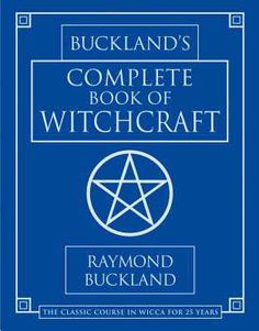 classic & essential: Buckland's Complete Book of Witchcraft