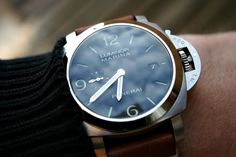 Panerai agian... Uniform wares, Panerai and BellandRoss are doing it for me atm...