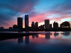 Oklahoma City skyline. Photo by Evgenia Golubeva