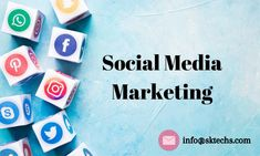 Social media has become an integral tool to promote business ideas and engage with customers. We provide professional social media marketing services to give you the best exposure you deserve. For more Information contact at: Info@sktechs.com . . . #sktechs #digitalmarketing #socialmedia #socialmediamarketing #socialmediamanagement #marketing #promotion #business #success #socialcommunity #transparency #socialmediaknowledge #privacy #mediaconsumption #socialmediacompanies… Social Media Marketing, Digital Marketing, Social Community, Business Ideas, Promotion, Knowledge, Success, Facts