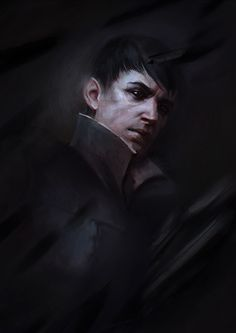 Outsider, Nataliya Barteneva on ArtStation at https://www.artstation.com/artwork/dBVz3