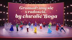 """Taniec uwielbienia   """"Gromadzimy się z radością, by chwalić Boga"""" Chwalimy Cię, Boże #BógWszechmogący #Bóg #Jezus #JezusChrystus #Chrześcijaństwo  #MiłośćChrystusa #Jesteśmoimbogiem #WielbienieBoga #ChwalićBoga #Bożachwała #Alleluja #Musical #taniec #Muzykachrześcijańska #pozytywny #Hymnomiłości #Pieśńuwielbienia #Muzykauwielbienia #BłogosławieństwaBoże #PiosenkioJezusie Praise God, Neon Signs, Videos, Youtube, Film, Frases, Movie, Film Stock, Cinema"""