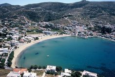 Andros island Batsi