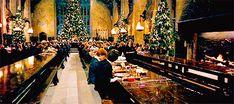 harry potter christmas gif