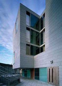 Dept of M&M Engineering - Grafton Architects
