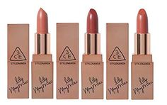 LILY MAYMAC X 3CE STYLENANDA MATTE LIP COLOR MLBB Lipstick  3 COLOR SET ** For more information, visit image link.Note:It is affiliate link to Amazon.
