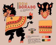 don dorado by lighdramon