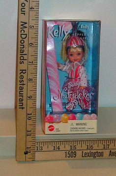 Barbie Nutcracker Kelly as Peppermint Girl 2001 Mattel #50798