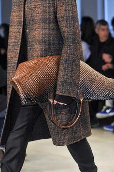Bottega Veneta Fall/Winter 2015   Milan Fashion Week #MMFW   Runway