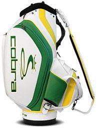 Limited Edition Cobra Master's Golf Bag Cobra Golf, Masters Golf, Golf Stuff, Putt Putt, Golfers, Play Golf, Golf Ball, Balls, Outdoors