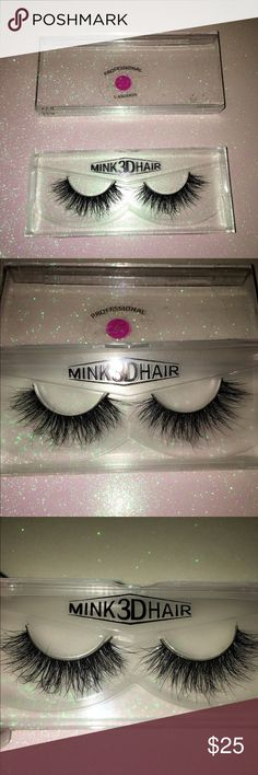 3D glamorous natural Mink eyelashes. Mink, Pre/Double-Stacked Beautiful Lashes Stack-able, and Reusable (Suggested use 20-25 wears)  3D Mink false eyelashes are the highest quality lashes on the market! every lash is handmade with care and beautiful. with the proper care, they last for long time uses. make the biggest impact on your looks with 3D Mink! Makeup False Eyelashes