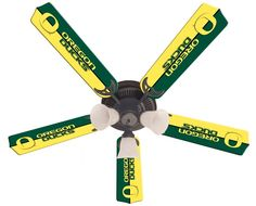Use this Exclusive coupon code: PINFIVE to receive an additional 5% off the Oregon Ducks 52-Inch Ceiling Fan Kit at SportsFansPlus.com