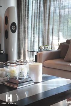 Kelly Hoppen - Winfield, Happy Valley, Hong Kong, Apartment A.   www.kellyhoppen.com  www.winfield-ventris.hk/winfield.html