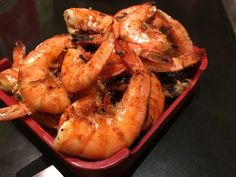 Try this New Orleans Cajun BBQ Shrimp Recipe as an easy appetizer or serve with a simple salad for a super easy and fast meal. Seafood Dishes, Seafood Recipes, Mexican Food Recipes, Healthy Recipes, Cajun Recipes, Ceviche, Grilled Prawns, Grilled Shrimp Recipes, Fried Shrimp