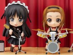 Nendoroid Tainaka Ritsu Non-Scale ABS /& PVC Painted Movable Figure K-ON