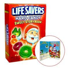 Life Savers Candy Book - Christmas Gift