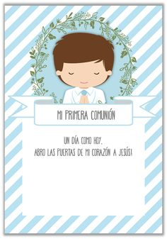 Saludo y quiero un abrazo... fgdsgdfhdrhzhfr Vintage Jeep, Lightning Mcqueen, Communion Favors, Ideas Para Fiestas, First Holy Communion, Christening, Event Planning, Special Events, Birthdays
