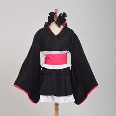 >> Click to Buy << Yaya Cosplay Japan Kimono Costume Anime Machine-Doll wa Kizutsukanai Furisode #Affiliate