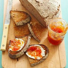 Carrot-Cake Jam: Slather this jam on toast with cream cheese, and your ...