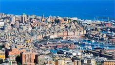 Learn about the port of Genoa (Genova), Italy. Visit these historical attractions and sights as they're within walking distance from cruise terminal. Genoa Italy, Cities In Italy, Cruise Port, San Francisco Skyline, Paris Skyline, History, Water, Travel, Venice