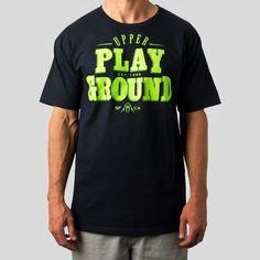 Boardwalk T-Shirt in Navy