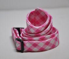 Bow Tie Self-tie Pink
