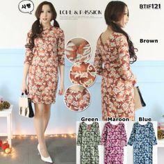 Saya menjual Fania Mid-Sleeve Bodycon Dress (Modern Batik) seharga Rp98.000. Dapatkan produk ini hanya di Shopee! https://shopee.co.id/aliaism/12741412 #ShopeeID