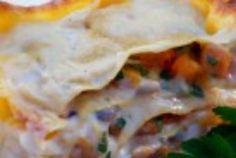 Lasagna di quinoa con zucca