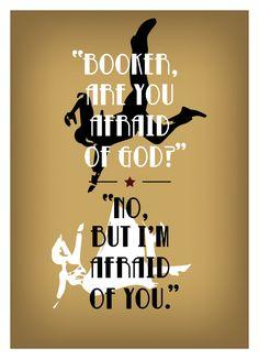 Fear of God - Bioshock: Infinite