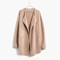 Madewell - Oversized Sweater-Jacket