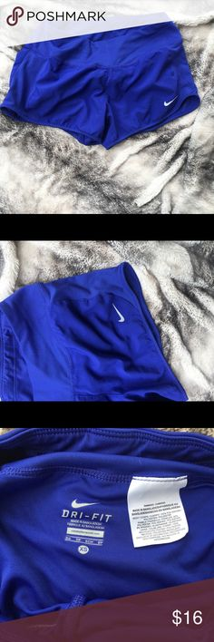 Nike running shorts xs Nike running shorts xs. Preloved condition Nike Shorts