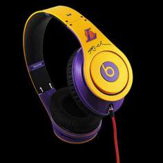 Cheap Dr Dre Studio Kobe Bryant headphones on sale only $189.00.