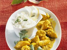 Kokos-Hähnchen-Curry - smarter - Zeit: 15 Min.   eatsmarter.de
