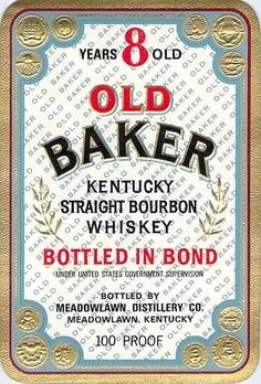 vintage whiskey labels - Google Search