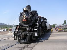 Image detail for -bigstockphoto_steam_train_2576571