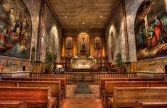 File:Mission Santa Barbara chapel interior.jpg - Wikipedia, the free ...